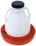 4 Gallon Poly Poultry Fount