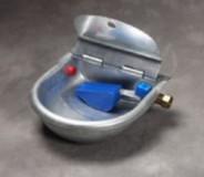 Galvanized Pan Waterer