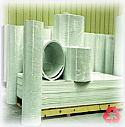 Poly Board White Rolled Plastic